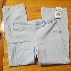 Green Dog Girls Baby Blue Pants Stretch 5